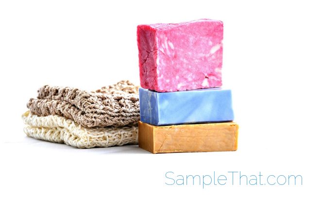 Free Organic Soap Sample