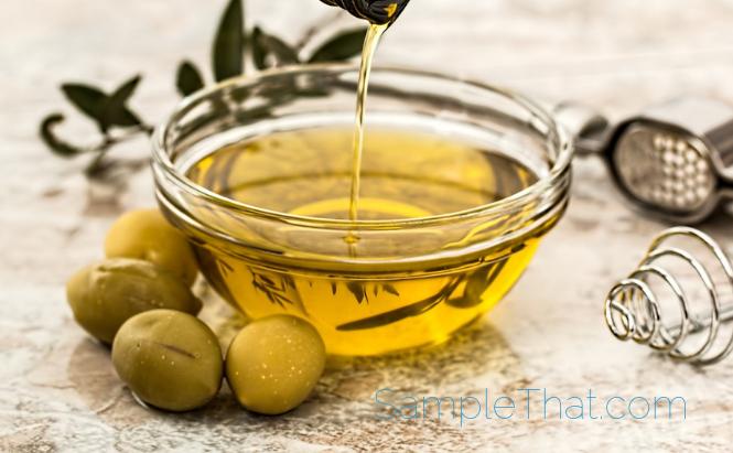 Free Olive Spread Sample