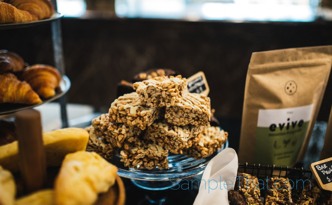 Vegan Superfood Bar Sample