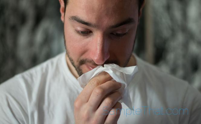 Free Samples of Breathe Right Nasal Strips