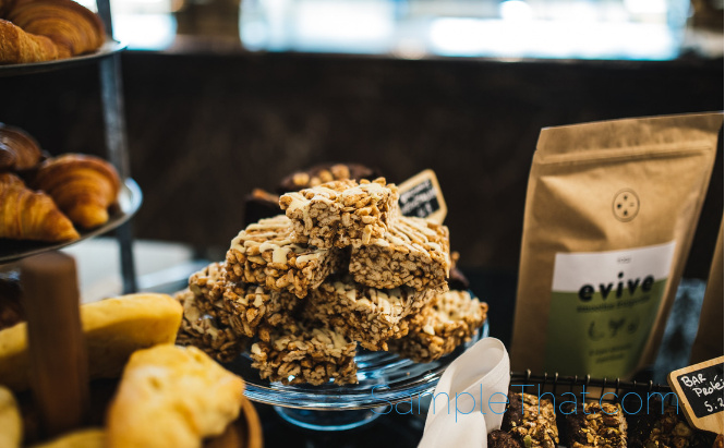 Free Superfoods Bar