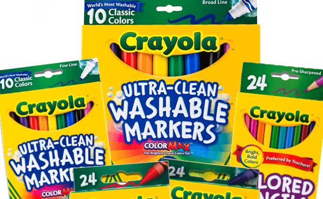 Free Crayola Samples