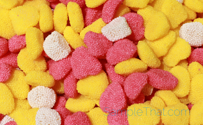 Free Samples of Puff Candy