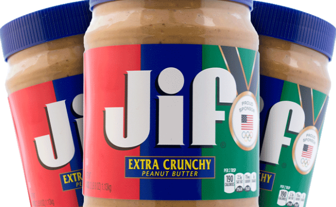 Free JIF Peanut Butter Samples