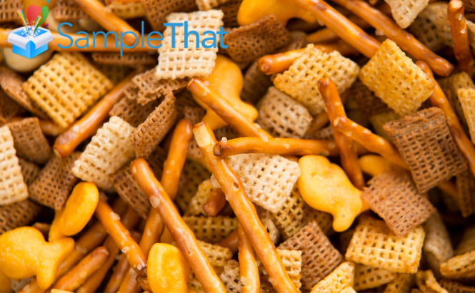 Free Chex Party Mix Seasoning