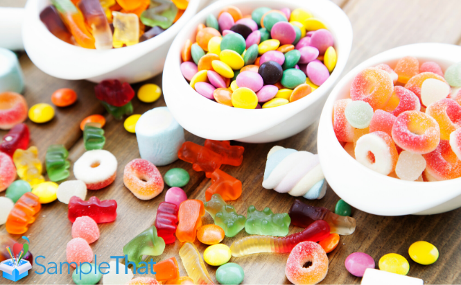 Free Sample of Puff Candy